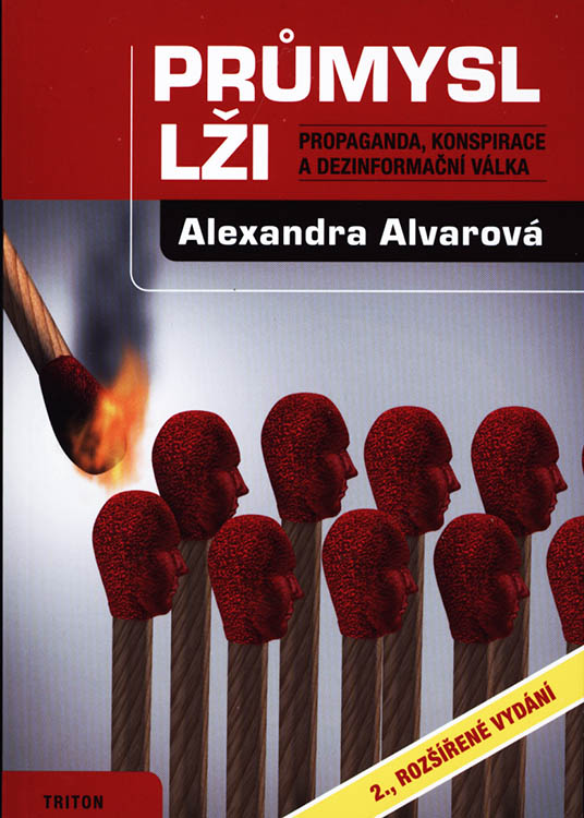 "The book "" The Industry of Lies"" in czech language"